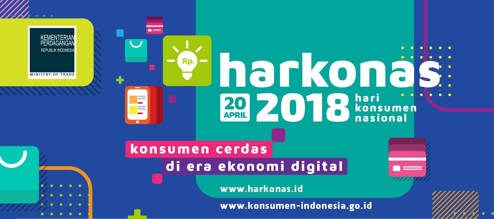 Hari Konsumen Nasional Harkonas 2018 GELORA SRIWIJAYA